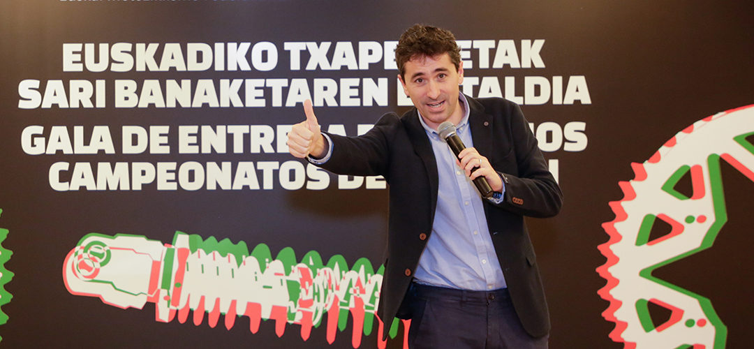 Gala Campeonatos de Motociclismo de Euskadi