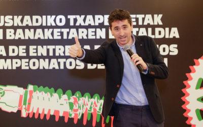 Euskadiko Motoziklismo Txapelketen ekitaldia