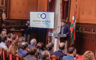 3º premio Guztiok Mugituz