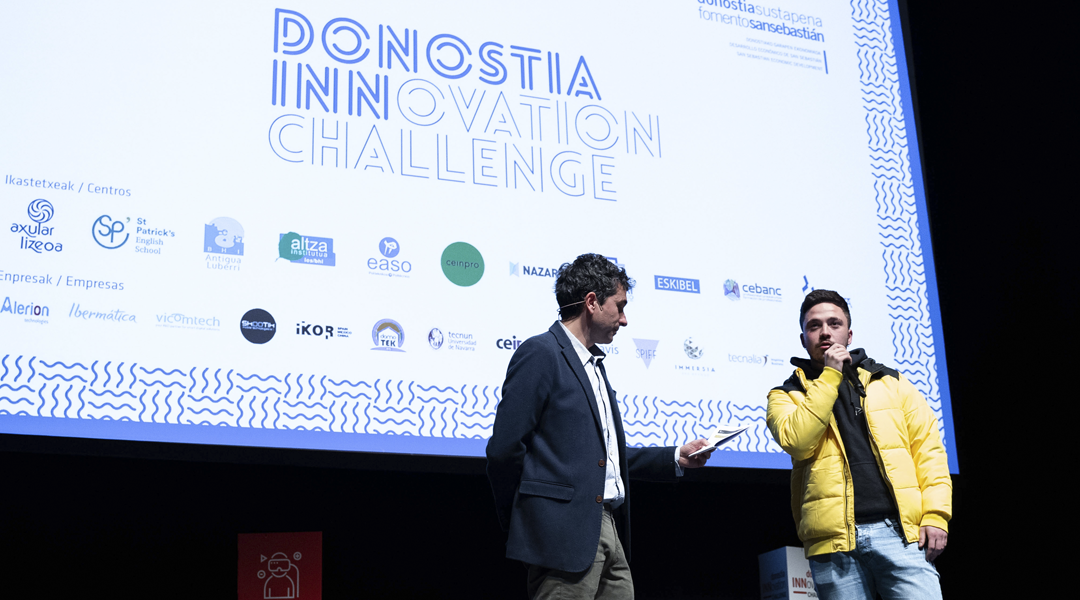 Donostia Innovation Challenge 2019