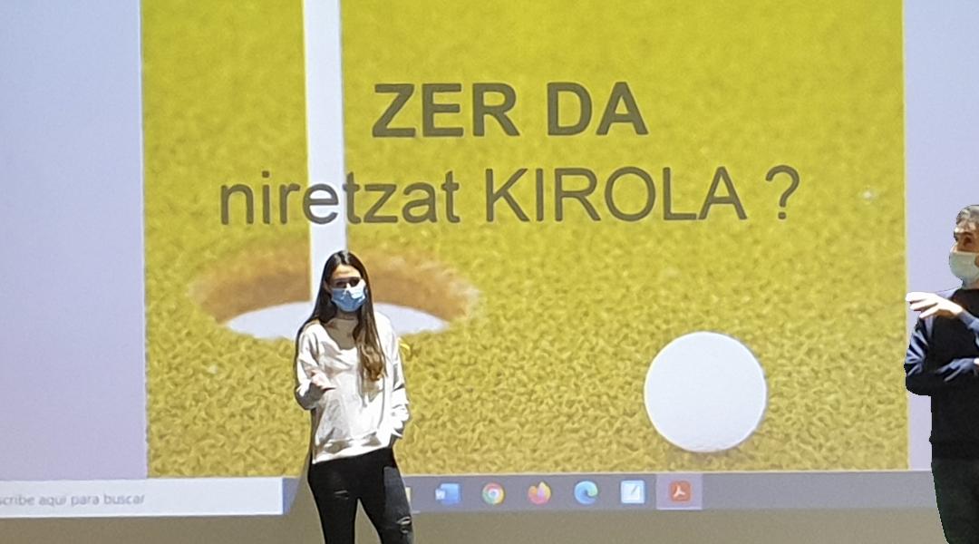 Zabaldu Begiak 2020: no abandono del deporte escolar