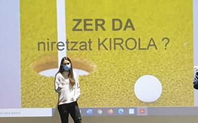 Zabaldu Begiak 2020: eskola-kirola ez uzteko proiektua