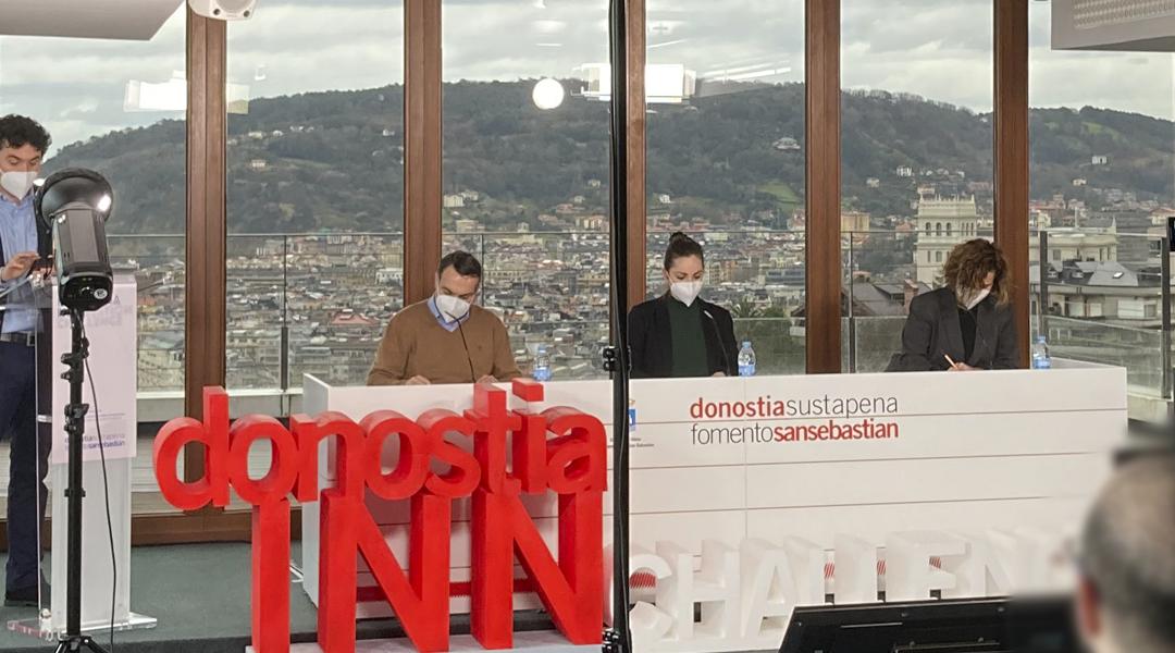 Proyectos finales Donostia Innovation Challenge 2020