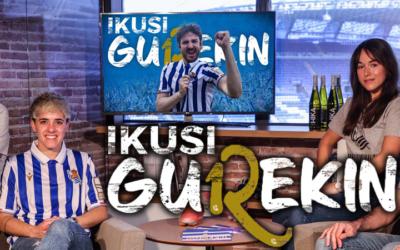 Final de Copa en directo Ikusi #Gurekin